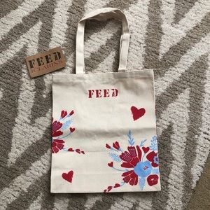 Clarins FEED totes